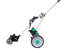 Hillbilly Electric Golf Trolleys  All Terrain and Compact