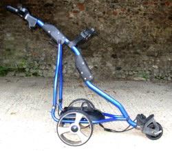Hillman Electric Golf Trolley